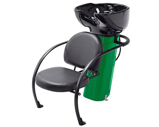 Ace Backwash Chair With Adjustable Backrest Green 200kg