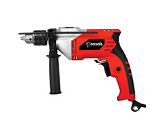 Casals Drill Impact Plastic Red 13mm Variable Speed 500W