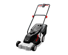 Casals Lawnmower Electric Plastic Grey 400mm 1600W