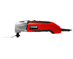 Casals Multi Function Tool Sander Cutter Plastic Red 300W