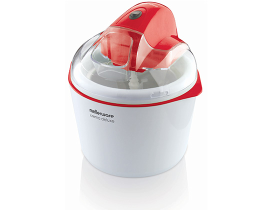 Crema Deluxe Ice Cream Maker