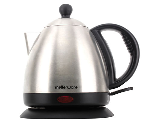 "Kettle Cordless Stainless Steel Brushed 0.8l 1500W ""Siena"""