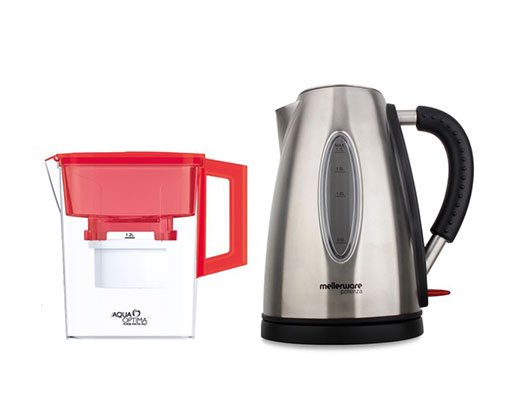 Mellerware Pack 2 Piece Set Kettle+Water Jug #