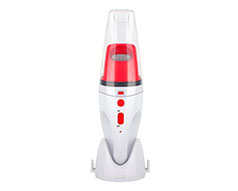 "Mellerware Vacuum Cleaner Wet & Dry Plastic Grey 480ml 4.8V ""Smartvac"""