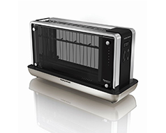 Redefine Glass Toaster