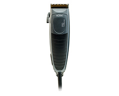 "Solac Hair Clipper With Attachments Plastic Black W ""Pro-Titanium"""