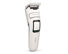 "Solac Hand Clipper Stainless Steel White ""Lift & Wash"""