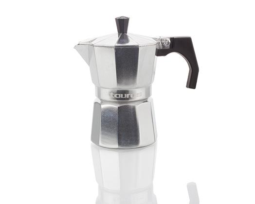 3 Cup  Italica Aluminium Espresso Maker