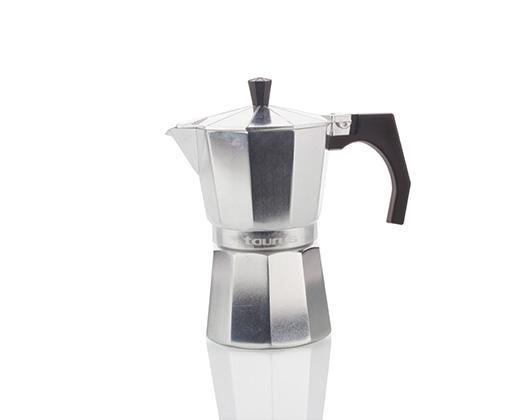 6 Cup Italica Aluminium Espresso Maker