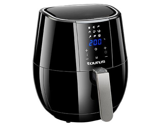 Taurus Air Fryer Digital Black 3.5L 1500W 'Digital Plus'