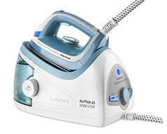"Taurus Iron Steam Station Ceramic White 1.2l 2350W ""Alyssa 45 Non Stop"""
