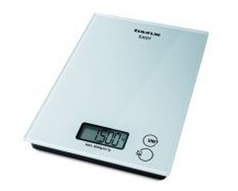 "Taurus Kitchen Scale With High Resolution Display Glass ""Easy Scale"""