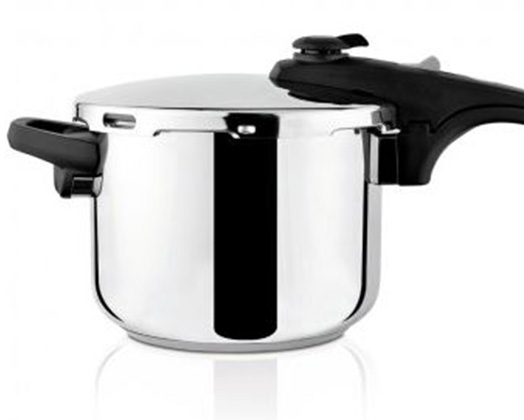 "Taurus Pressure Cooker Stainless Steel 8l ""Ontime Rapid"""