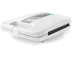 "Taurus Sandwich Maker With Non-stick Plates White 1200W ""Miami Plus"""