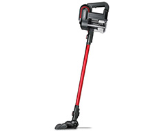 "Taurus Vacuum Cleaner Cordless Upright Plastic Red 22.2V ""Ultimate Lithium"""