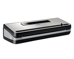 "Taurus Vacuum Sealer With Soft Touch Control Black 120W ""VAC6000"""