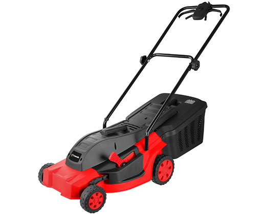 Casals Lawnmower Electric Plastic Red 400mm 1600W