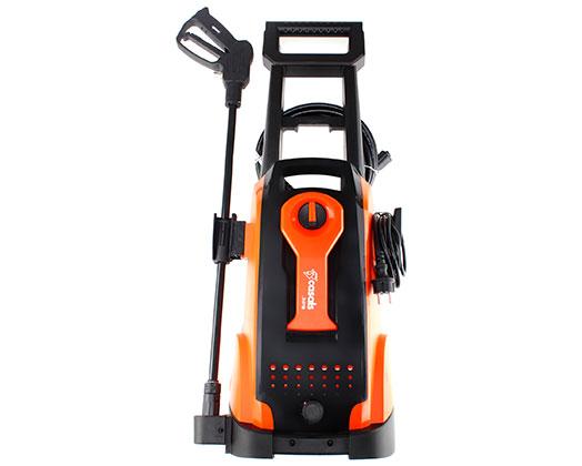 "Casals High Pressure Washer With Attachments Plastic Orange 135Bar 1800W ""JHP18"""