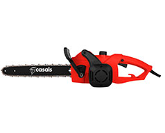 Casals Chainsaw Electric Plastic Red 355mm 2000W