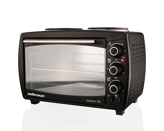 Black Horizon 18L Oven