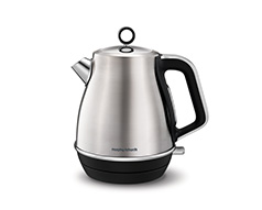 "Morphy Richards Kettle 360 Degree Cordless Stainless Steel Brushed 1.5L 3000W ""Evoke"""