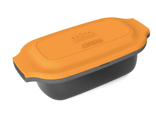 """Morphy Richards Microwave Cookware Orange """"Mico Multipot"""""""