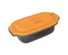 "Morphy Richards Microwave Cookware Orange ""Mico Multipot"""