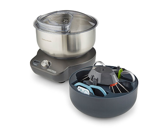 Morphy Richards Mixstar Stainless Steel  Food Processor