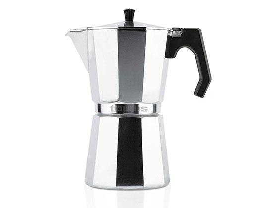 12 Cup Aluminium Italica Induction Espresso Maker