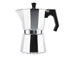 9 Cup Aluminium Italica Induction Espresso Maker