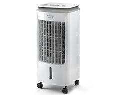 "Taurus Air Cooler 3 Speed Plastic White 5L 80W ""R501"""