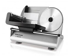 "Taurus Food Slicer Stainless Steel Brushed 150W ""Cutmaster"""