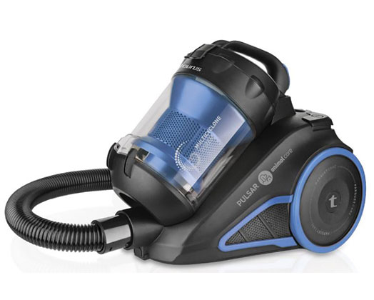 "Taurus Vacuum Cleaner Cyclone Plastic Blue Bagless 800W ""Pulsar Animal Care"""
