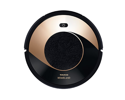 "Taurus Vacuum Cleaner Lithium Ion Automatic Black 300ml 14.8V ""Homeland"""