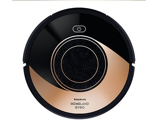 "Taurus Vacuum Cleaner Lithium Ion Automatic Black 300ml 14.8V ""Homeland Gyro"""