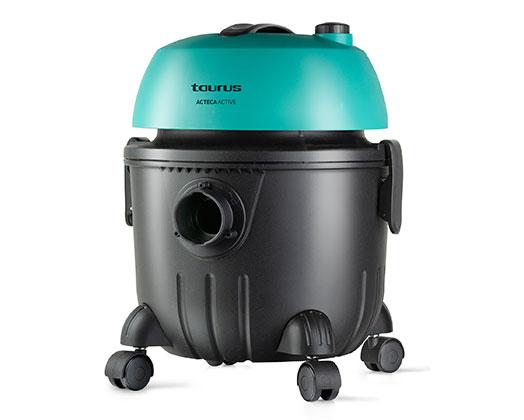 """Taurus Vacuum Cleaner Wet & Dry Plastic Blue 15L 1200W """"Ateca Active"""""""