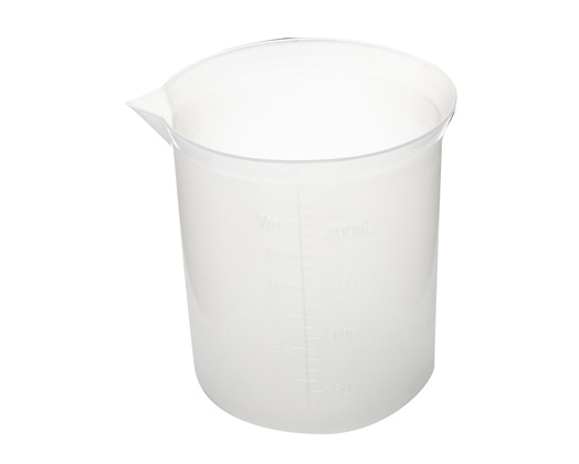 200ml Clear Measuring Cup