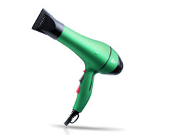 Pro Turbo 2000w Hairdryer - Green