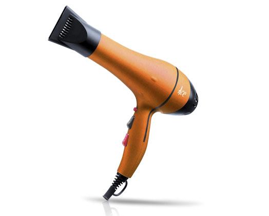 Pro Turbo 2000w Hairdryer - Orange
