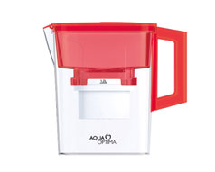 Red 2.1 Litre Compact Jug