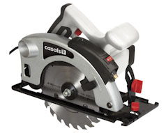 1200w Circular Saw - with Laser Light
