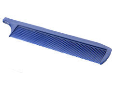 Super Steel Tail Comb - Blue