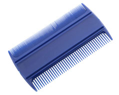 Double Sided Thin-Toothed Lice Remover Comb