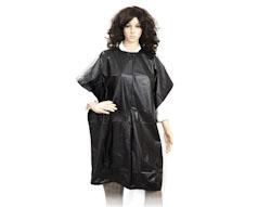 PVC Hair Cutting Cape