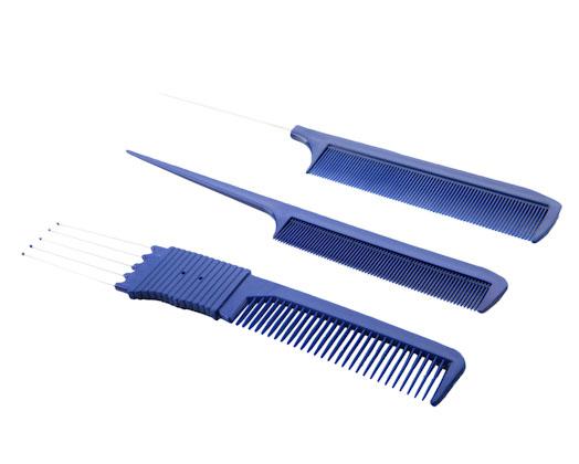 Supa 3 Set Comb