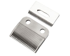 Hair Clipper Spare Blade - Tapered Blades