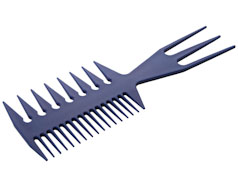 Three Prong Shaper Comb