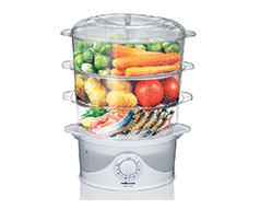 3 Teir Food Steamer