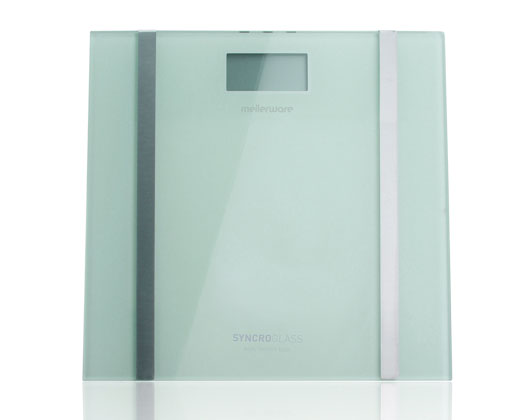Bodymax Syncro Glass Health Scale