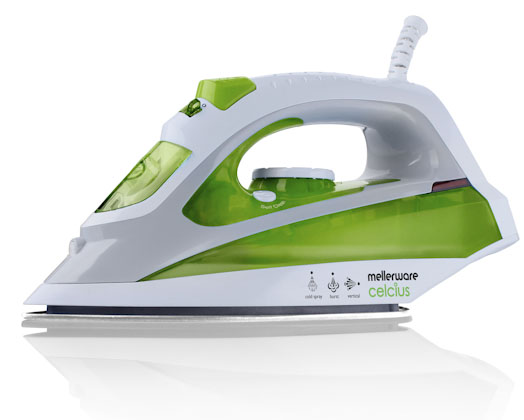 Celcius 1800W Steam Iron
